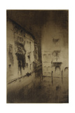 Nocturne: Palaces Giclee Print by James Abbott McNeill Whistler