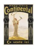 Pneu Velo Continental En Vente Ici Poster Giclee Print
