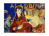 Aladdin Poster Giclee Print