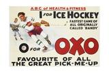 Oxo Poster Impression giclée