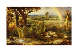 The Rainbow Giclee Print by James Ward