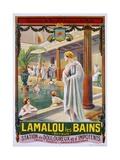 Lamalou Les Bains Giclee Print by Jose Belon