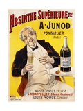 Absinthe Superieure Beverage Poster Giclee Print