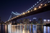 Manhattan Bridge, New York City Photographic Print by Paul Souders
