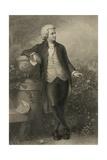 Portrait of Mozart Giclee Print