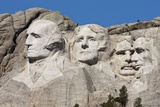 Mount Rushmore, South Dakota Photographic Print by Paul Souders