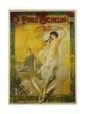Pneu Michelin Advertisement Poster Giclee Print