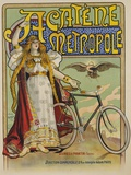Acatene Metropole Poster Photographic Print by Charles Tichon