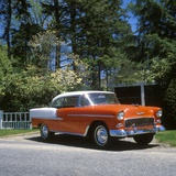 1955 Bel Air Chevrolet Automobile Photographic Print
