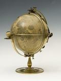 Rare Lunar Globe Photographic Print