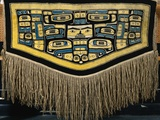 Tlingit Chilkat Dancing Blanket Photographic Print