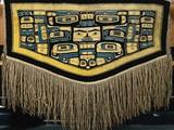 Tlingit Chilkat Dancing Blanket Photographic Print