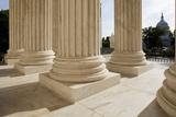 Supreme Court Building, Washington, DC Photographic Print by Paul Souders