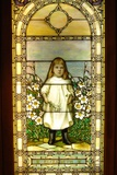 Memorial Stained Glass Window Photographic Print