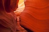 Antelope Canyon, Page, Arizona Reprodukcja zdjęcia autor Paul Souders
