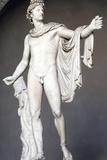 Roman Copy of Apollo Belvedere Fotodruck von  Leochares