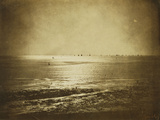 Seascape, Normandy, 1856 Photographic Print