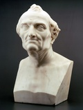 Bust Sculpture of Amerigo Vespucci Photographic Print by Giuseppe Ceracchi