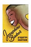 Josephine Baker Poster Giclee Print