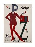Knips-Kon-Kur-Renz Poster Giclee Print