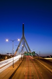 Interstate Highway, Boston, Massachusetts Photographic Print by Paul Souders