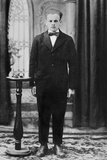 Formal Portrait of Teenager, Ca. 1915 Photographic Print