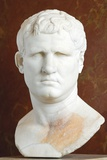 Portrait of M. Vipsanius Agrippa of the Gabii Type Photographic Print