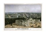 View of Washington Giclée-vedos