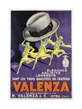 Valenza Poster Giclee Print