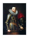 Ambrogio Spinola Giclee Print by Michiel Jansz. van Mierevelt
