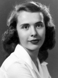 High School Portrait of Young Woman, Ca. 1948 Photographic Print