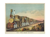 The Sour Mash Express Giclee Print