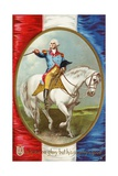 Who Knew No Glory But His Country's Good Postcard Giclee Print