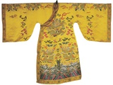 Qing Dynasty Dragon Robe of Ryukyu King Photographic Print