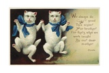 We Always Do Good Postcard Giclee Print