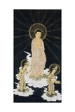 Welcoming Descent of Amida Buddha Giclee Print