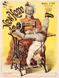 New Home Poster Reprodukcja zdjęcia