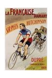 La Francaise Diamant Poster Giclee Print by Pierre Gonzague Privat