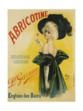 Abricotine Poster Giclee Print