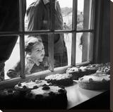 Cake Shop, Padstow, Cornwall, 1946-59 Reproduction transférée sur toile par John Gay