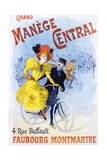 Grand Manege Central Advertisement Poster Lámina giclée