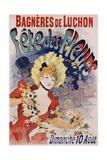 Bagneres De Luchon Fete Des Fleurs Poster Giclee Print by Jules Chéret