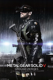 Metal Gear Solid V: Ground Zeroes Night Vision Poster