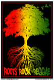 Roots Rock Reggae Posters