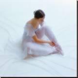 Ballet VI Trykk på strukket lerret av Fred Van De Heetkamp