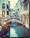 Venice Memories II Stretched Canvas Print by Irene Suchocki