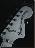 Guitar Strings II Kunstdruk op gespannen doek van Andy Daly