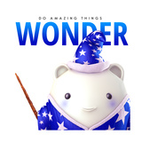 Wonder Do Good Poster