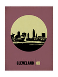 Cleveland Circle Poster 1 Print by  NaxArt