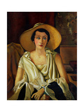 Portrait of Madame Paul Guillaume Giclee Print by Andre Derain